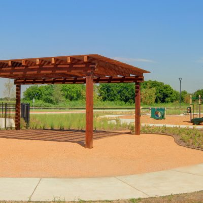 Playground and Shade Structure