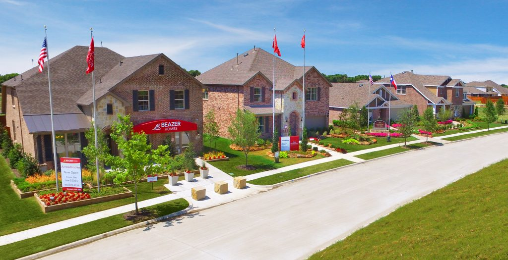 New Homes in ArrowBrooke Available This Summer