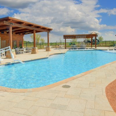 The Gathering Place Resort-Style Pool