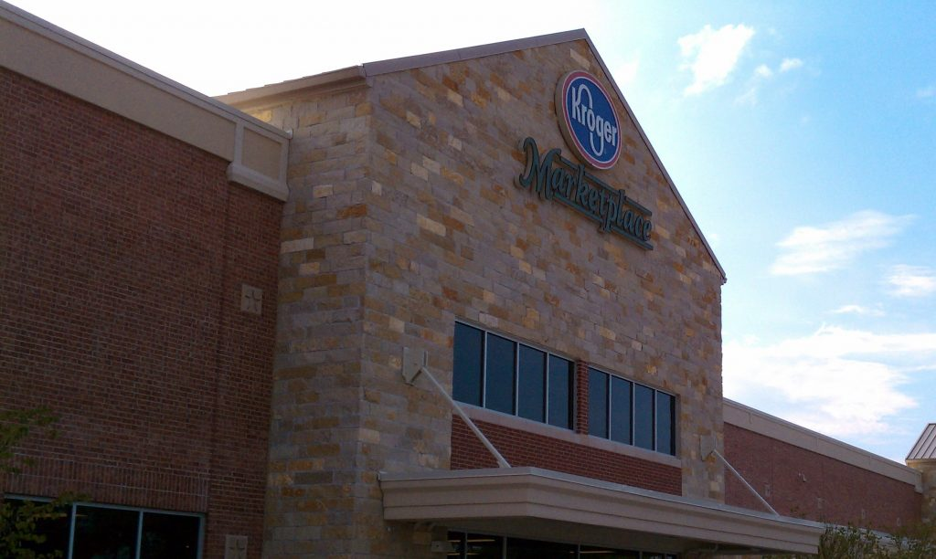 Kroger Marketplace on US 380 Opening Soon
