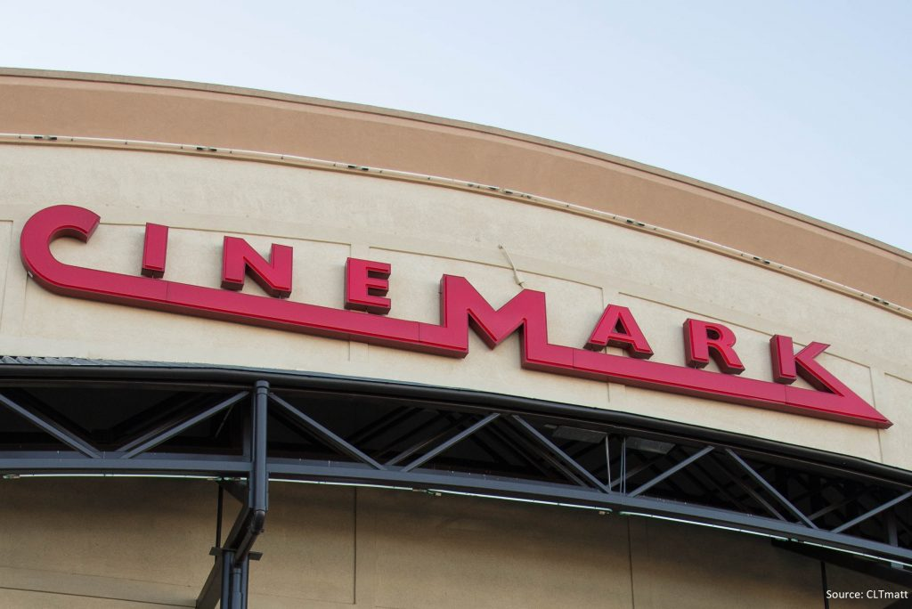 Cinemark Movie Theater Coming to 380 Corridor