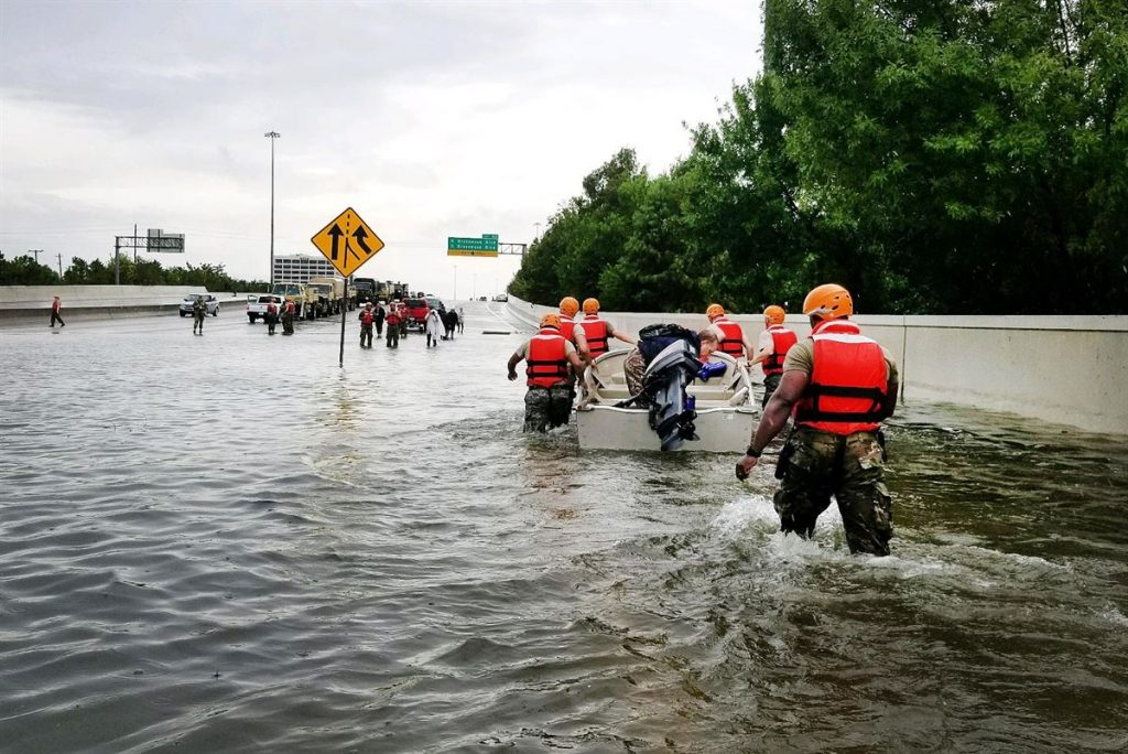 How to Help Hurricane Harvey Flood Victims