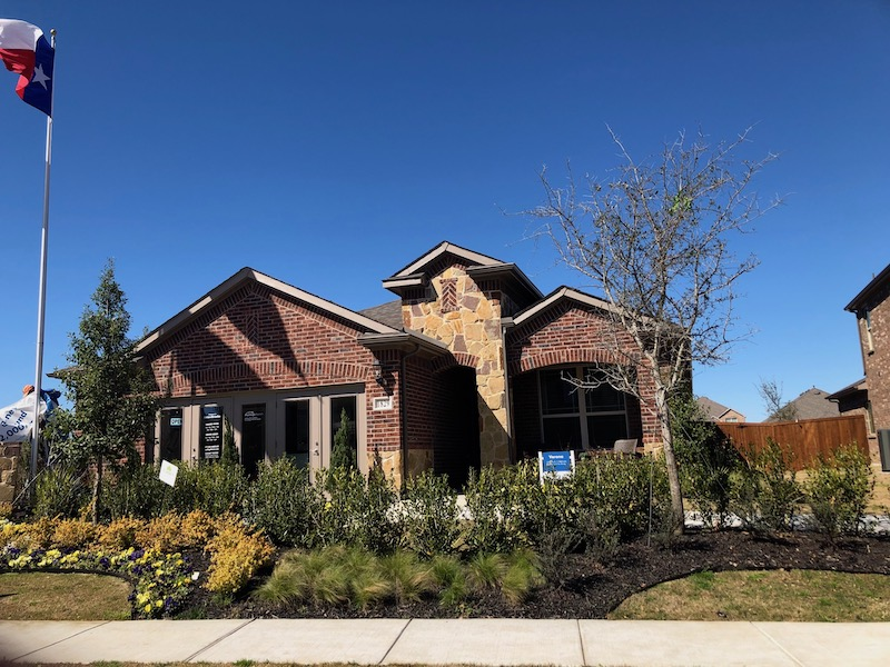 New Models Open in ArrowBrooke—Get Your Slice of the Hottest Area in Dallas-Fort Worth