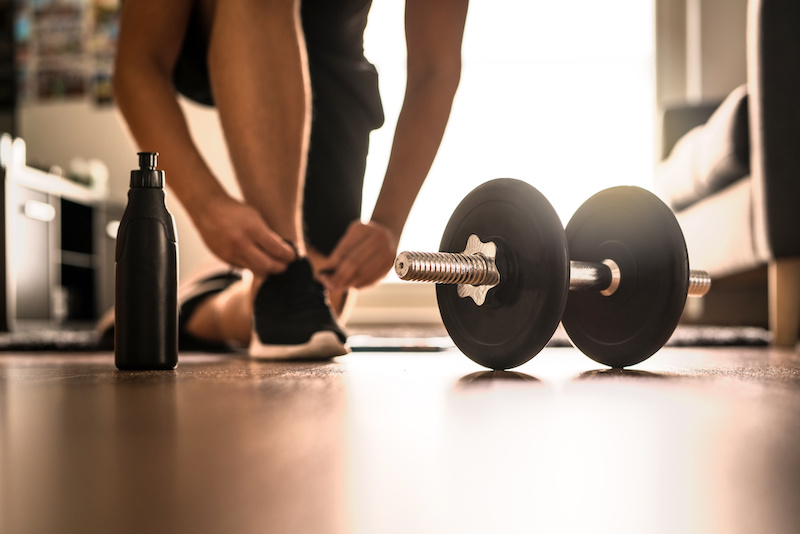 Is a Home Gym in Your Future? Read This First.